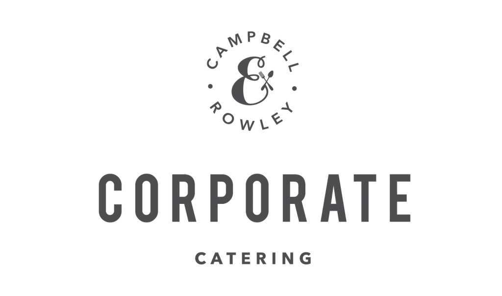 Campbell & Rowley corporate catering logo