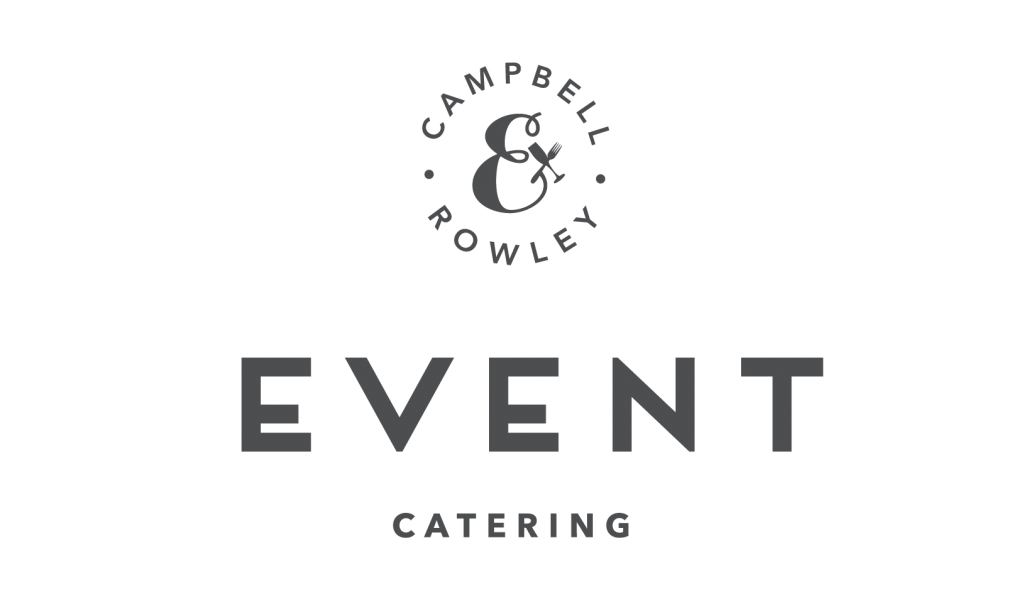 Campbell & Rowley event catering logo