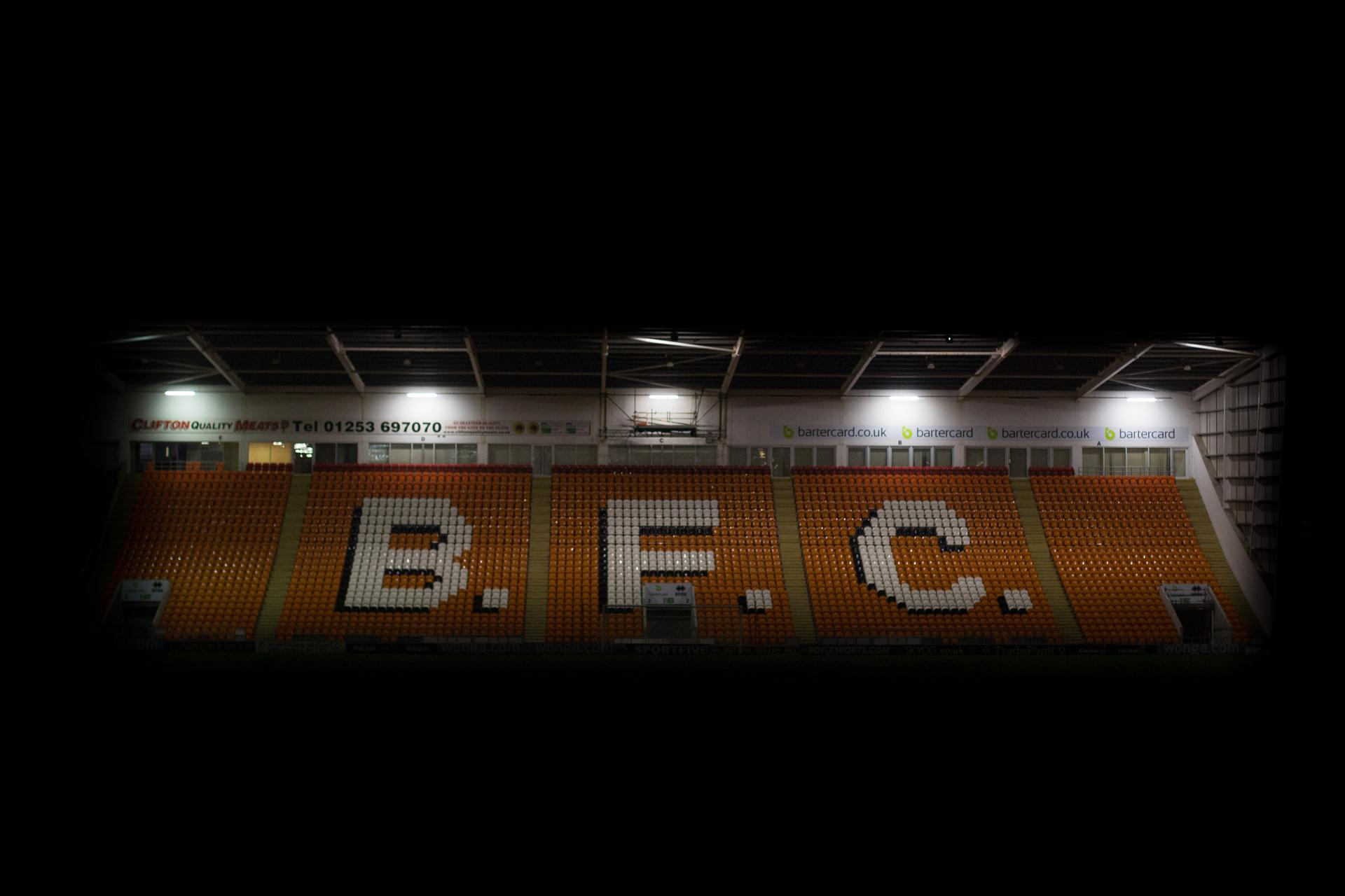 BFC by night