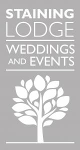 Staining Lodge Weddings and Events logo