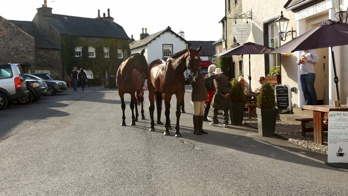 Events catering review | Cartmel Races