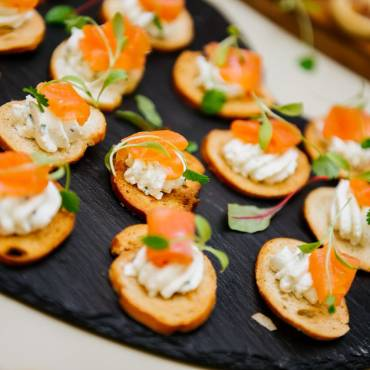 Party catering | Canapes