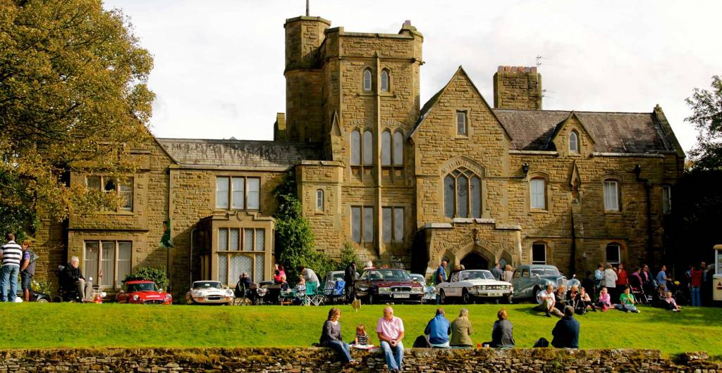Wyresdale Park wedding venue in Lancashire