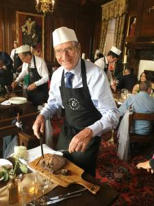 Appleby Castle Wedding Catering