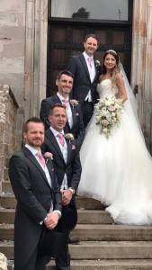 Appleby Castle Wedding