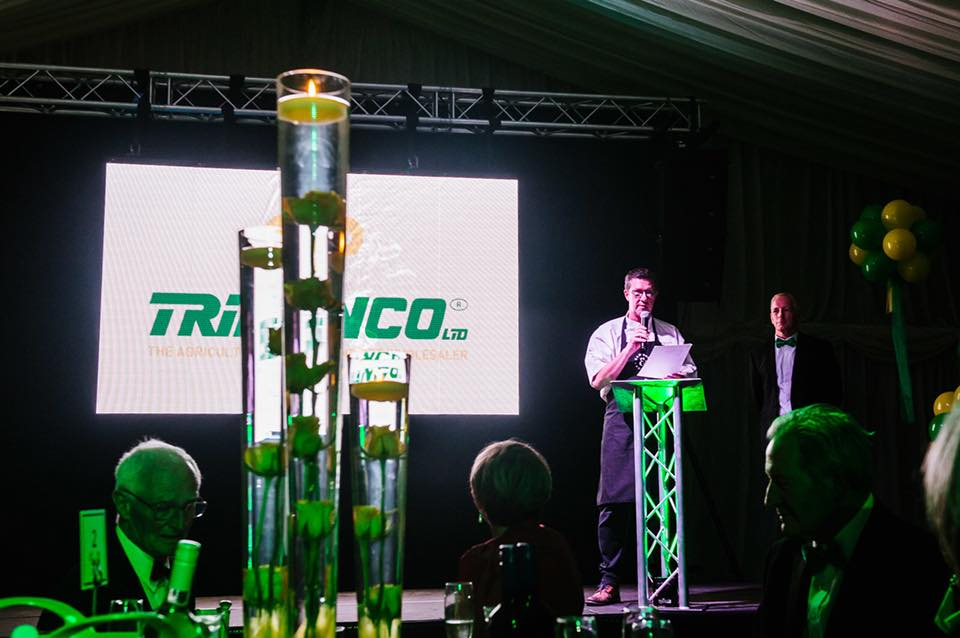 Paul Speech at Trilanco's New Warehouse Celebration Evening
