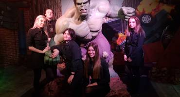 Marvel Launch @ Madame Tussaud's