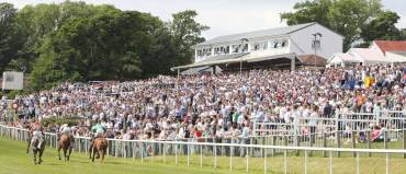 The odds are good as Campbell & Rowley and Hexham Racecourse launch joint venture in Outside Catering & Events across the North East of England